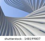 modern architectural conceptual ... | Shutterstock . vector #148199807