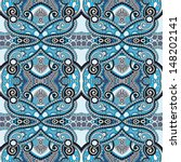 geometry vintage floral... | Shutterstock .eps vector #148202141