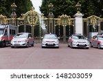 London   July 20   Police Cars...
