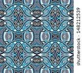 geometry vintage floral... | Shutterstock .eps vector #148212539