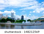 Pittsburgh's Point State Park...