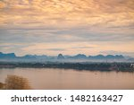 Mekong River View In The...