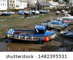 polperro harbour collection of...