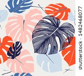 Seamless Floral Pattern From...