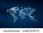 2d illustration details of... | Shutterstock . vector #1482519971