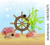 marine set. | Shutterstock .eps vector #148253675