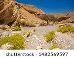 Israeli Red Canyon Unesco...