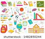 vector set of multicolour...   Shutterstock .eps vector #1482850244