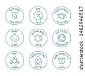 Vector Set Of Design Elements ...