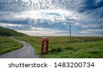 English Telephone Booth In A...