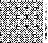seamless pattern.linear... | Shutterstock .eps vector #1483468811