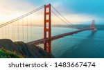 San Francisco\'s Golden Gate...