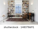 Interior Of Town House With...