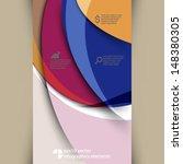 eps10 vector multicolor... | Shutterstock .eps vector #148380305