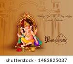 vector illustration of lord...   Shutterstock .eps vector #1483825037
