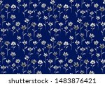 hand painting abstract... | Shutterstock . vector #1483876421