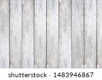 wall old wooden planks... | Shutterstock . vector #1483946867
