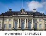 king christian vii palace ... | Shutterstock . vector #148415231