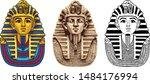 vector illustration of three... | Shutterstock .eps vector #1484176994
