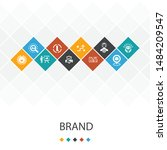 brand  trendy ui template...