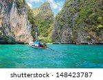 the island of phi phi leh krabi ... | Shutterstock . vector #148423787