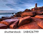 lighthouse men ruz  c    te de... | Shutterstock . vector #148426799