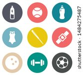 sports  icons  video game icons ... | Shutterstock .eps vector #1484275487