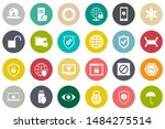security safety and security... | Shutterstock .eps vector #1484275514