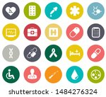 medical icons  health care... | Shutterstock .eps vector #1484276324