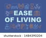 consumer ease of living word...