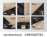 modern promotion square web... | Shutterstock .eps vector #1484560781
