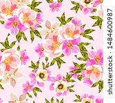 abstract elegance seamless...   Shutterstock .eps vector #1484600987