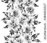 abstract elegance seamless...   Shutterstock .eps vector #1484601017