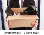 portrait of young businessman... | Shutterstock . vector #148465064