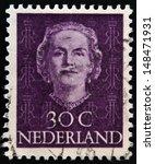 netherlands   circa 1970  a... | Shutterstock . vector #148471931