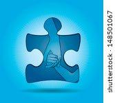 autism | Shutterstock .eps vector #148501067