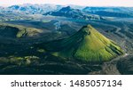 Maelifell Green Mountain In The ...