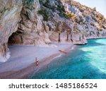 Cala Luna Sardinia  Young...