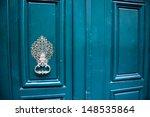 Royal Style Doorknocker On...