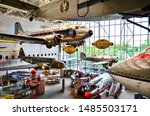 Old Historic Airplanes On...
