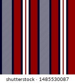 stripe pattern with navy blue ... | Shutterstock .eps vector #1485530087