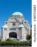 old synagogue in essen  germany | Shutterstock . vector #148553885