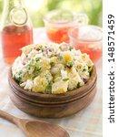Potato Salad With Mayonnaise...
