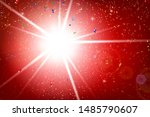 abstract background sky burst... | Shutterstock .eps vector #1485790607