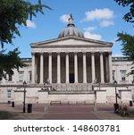university college  london | Shutterstock . vector #148603781