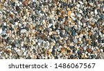 Riverbed Gravel Photo As A...