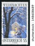 austria   circa 2006  stamp... | Shutterstock . vector #148608689