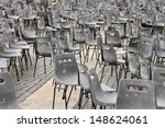 Multiple Chairs On St Peter's...