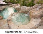 Tropical Custom Pool With...