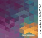 bright background of geometric... | Shutterstock .eps vector #148629365